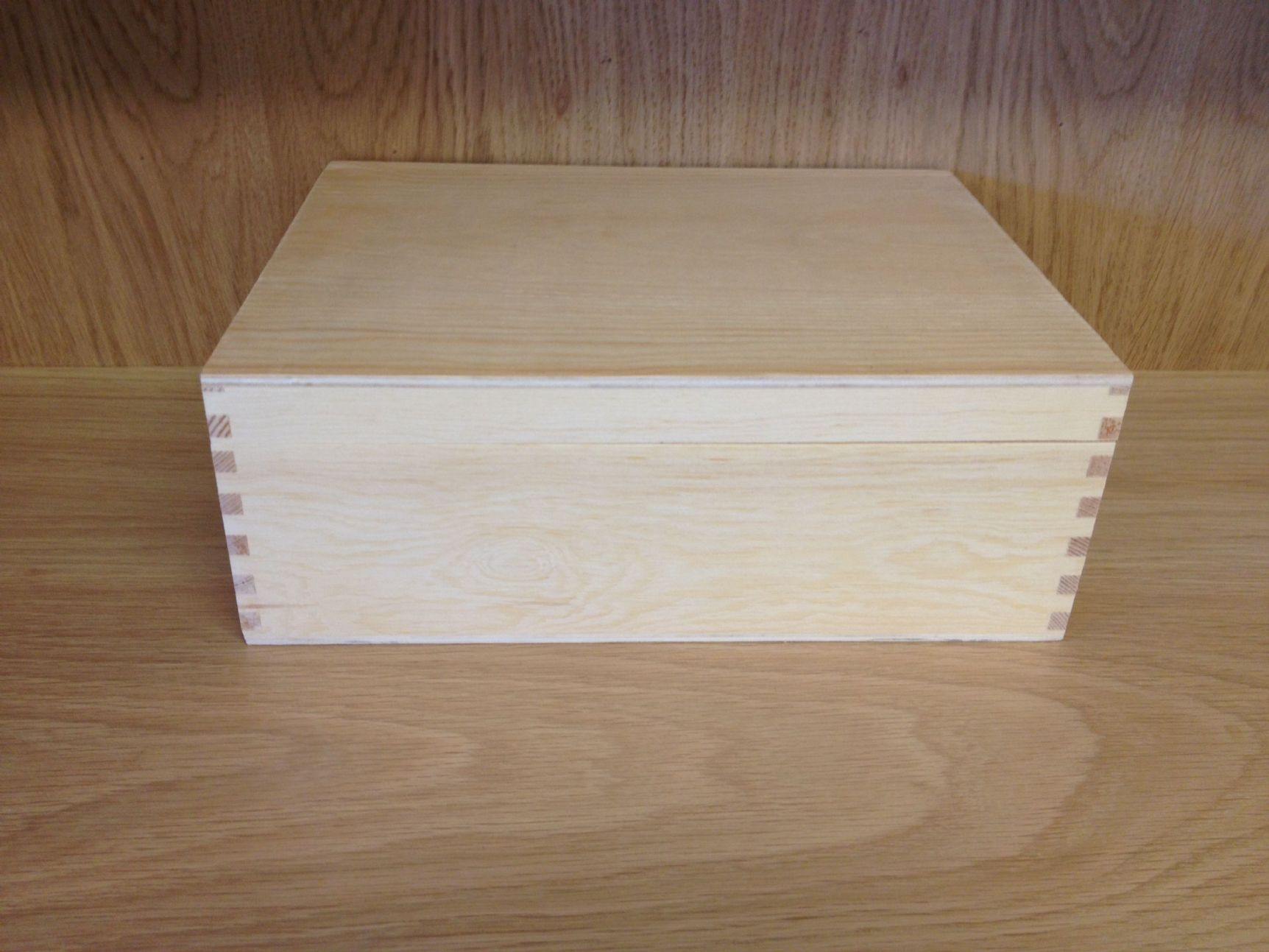 Wooden Boxes 3 Sizes